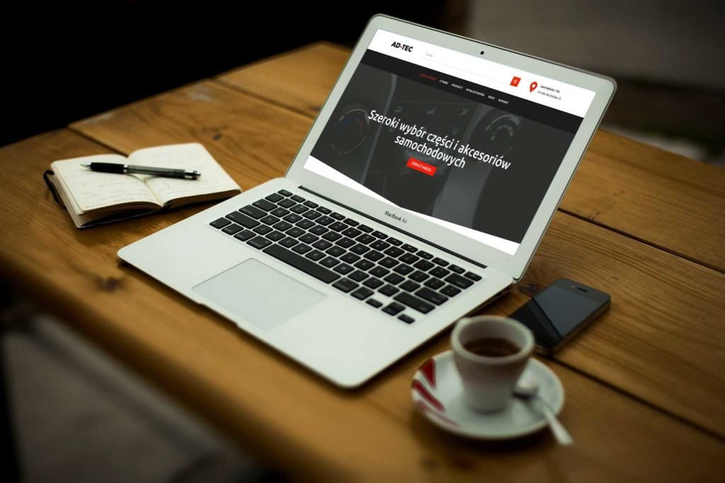 ad-tec strona www