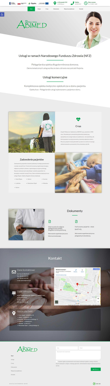 strona www abimed