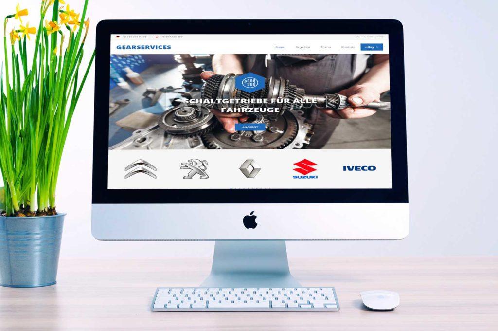 gearservices strona www