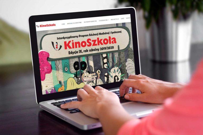 kinoszkola witryna internetowa