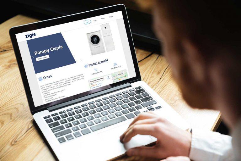 zigis - strona internetowa